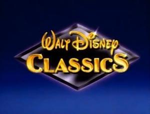 Walt Disney Classics 1988 Logo