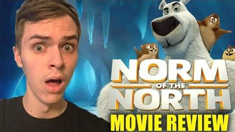Norm of the North Movie Review - Caillou Pettis-0