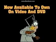 Now Available to Own on Video and DVD Gadget Cartoon
