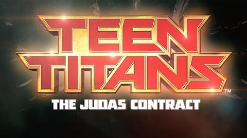 Teen Titans The Judas Contract - Trailer