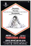 Andromeda Strain poster