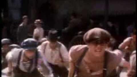 Newsies (1992) Theatrical Trailer-0