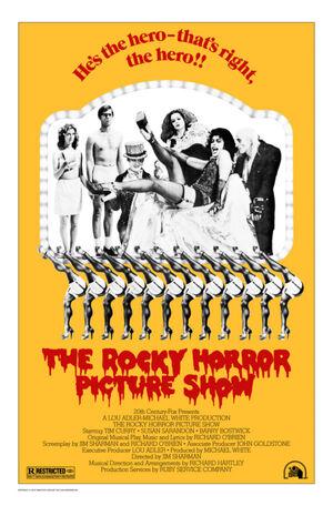 RockyHorrorPictureShow PosterStyleBReplica