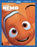 Finding Nemo 2016 Blu-ray