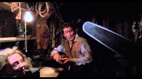 Evil Dead 2 - Movie Trailer (1987)