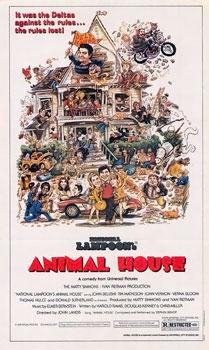 "John Belushi ""National Lampoon's Animal House"" 1978 LP SIgned ..."