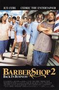 Barbershop 2 poster