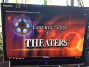 Disney Coming Soon to Theaters Bumper 12 (2006)