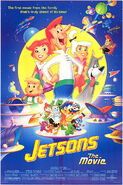 JETSONS THE MOVIE POSTER