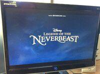 Trailer Legend of the NeverBeast