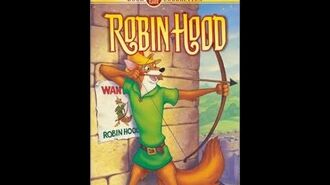 Opening to Robin Hood (Gold Classic Collection) 2000 VHS
