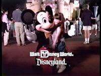 Walt Disney World commercial - Wake Up Call