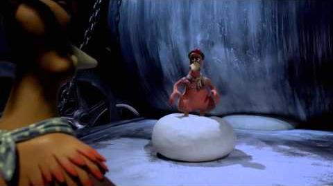 Chicken Run - Pie Machine Scene