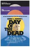 Day of the Dead 1985 Poster