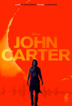 Johncarter-redposter-full