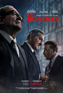 The Irishman 2019 Poster