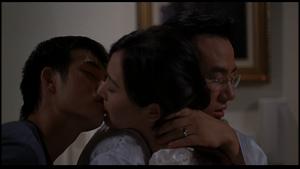 3-iron kiss scene