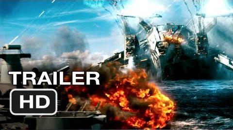 Trailer - Battleship Official Trailer 2 - Rihanna Movie (2012) HD