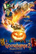 Goosebumps 2; Haunted Halloween