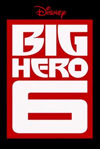 Big Hero 6 Logo