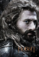 Fili poster the hobbit battle of five armies by aeglys-d82nrk9