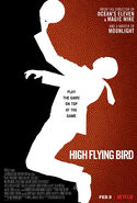 High Flying Bird 2019 Poster