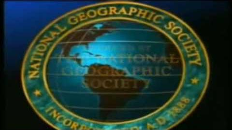 National Geographic Society - Logo