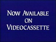 Now available on videocassette (1994)