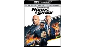 Opening to Fast & Furious Presents Hobbs & Shaw 2019 4K Ultra HD