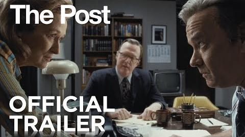 The Post Official Trailer HD 20th Century FOX