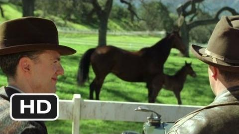 Seabiscuit (1 10) Movie CLIP - The History of Seabiscuit (2003) HD