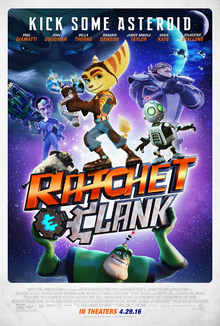 R&C Official Poster