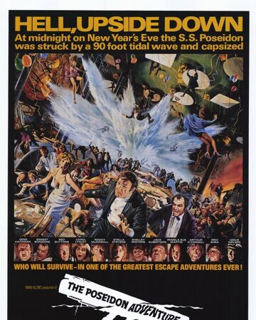 The Poseidon Adventure Moviepedia Fandom