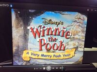 Video trailer Winnie the Pooh A Very Merry Pooh Year 2
