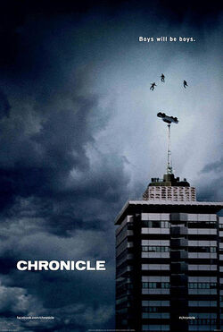 Chronicle Film Poster