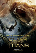 Clash of the Titans 2010 Poster