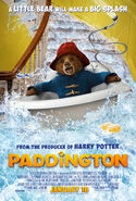 Paddington bear film poster