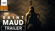 Saint Maud Official Trailer HD A24
