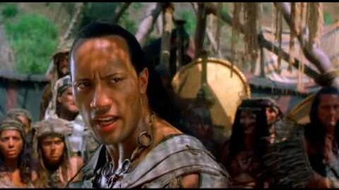 The Scorpion King Trailer HD
