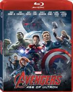 Avengers Age of Ultron Blu-ray