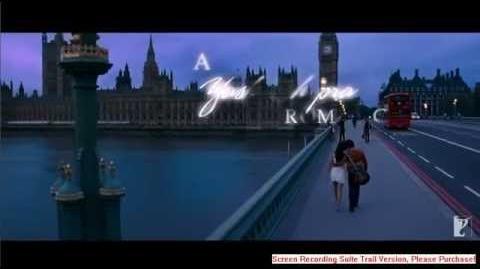 Jab Tak Hai Jaan - Theatrical Teaser (HD) - Shahrukh Khan, Katrina Kaif & Anushka Sharma