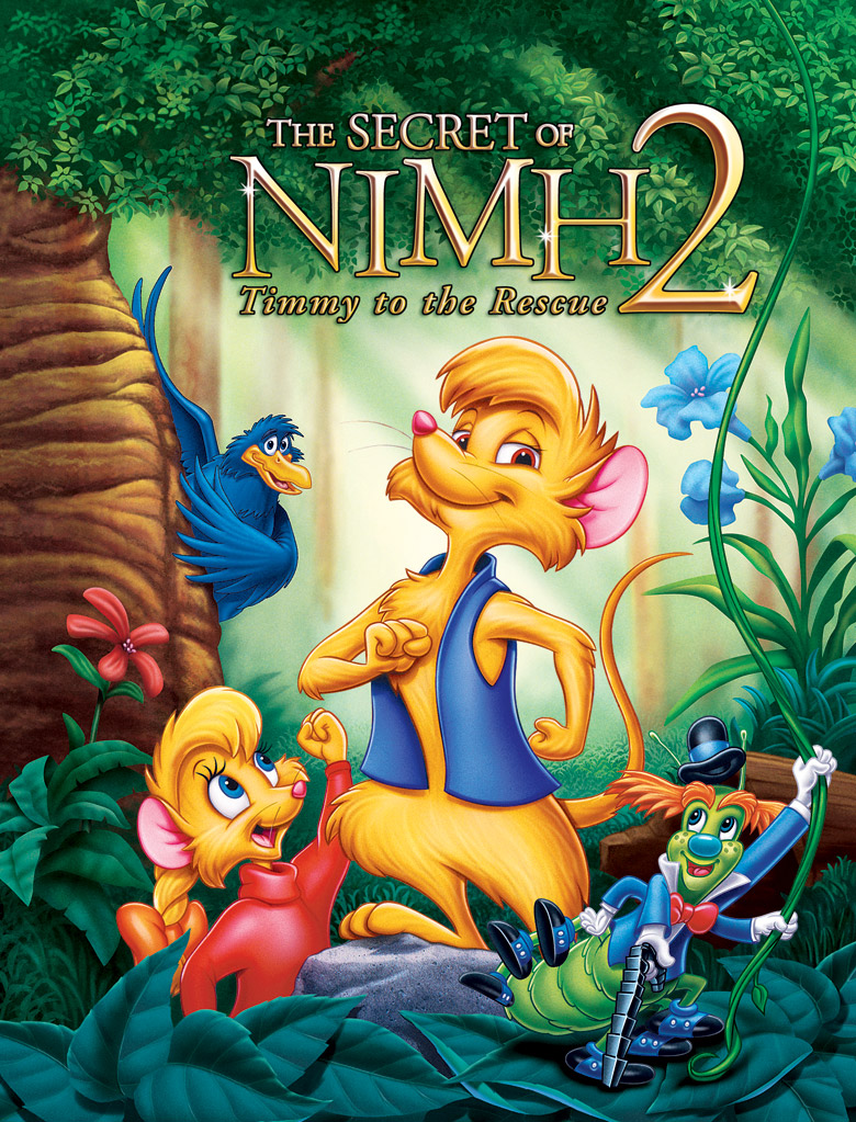 The Secret of NIMH 2: Timmy To The Rescue | Moviepedia ... The Secret Of Nimh Timmy To The Rescue