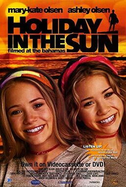 Holiday in the Sun (2001) Poster