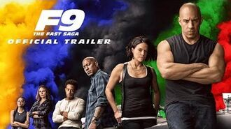F9 - Official Trailer -HD-