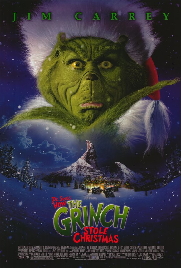 Dr Seuss\' How the Grinch Stole Christmas (film) | Moviepedia ...