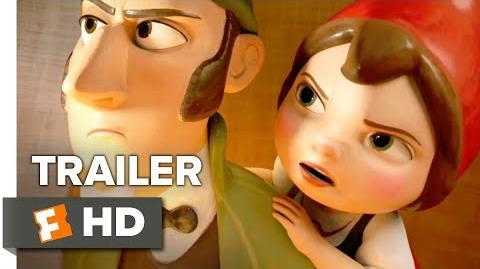 Sherlock Gnomes Trailer 1 (2018) Movieclips Trailers