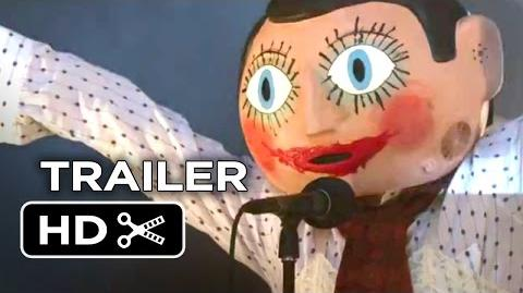 Frank Official Trailer 1 (2014) - Michael Fassbender, Maggie Gyllenhaal Movie HD
