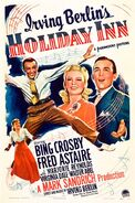 Holiday Inn 1942 Poster
