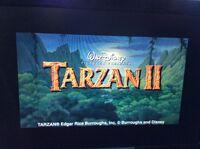 Trailer Tarzan II