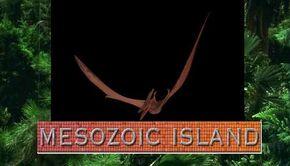 Mesozoicisland